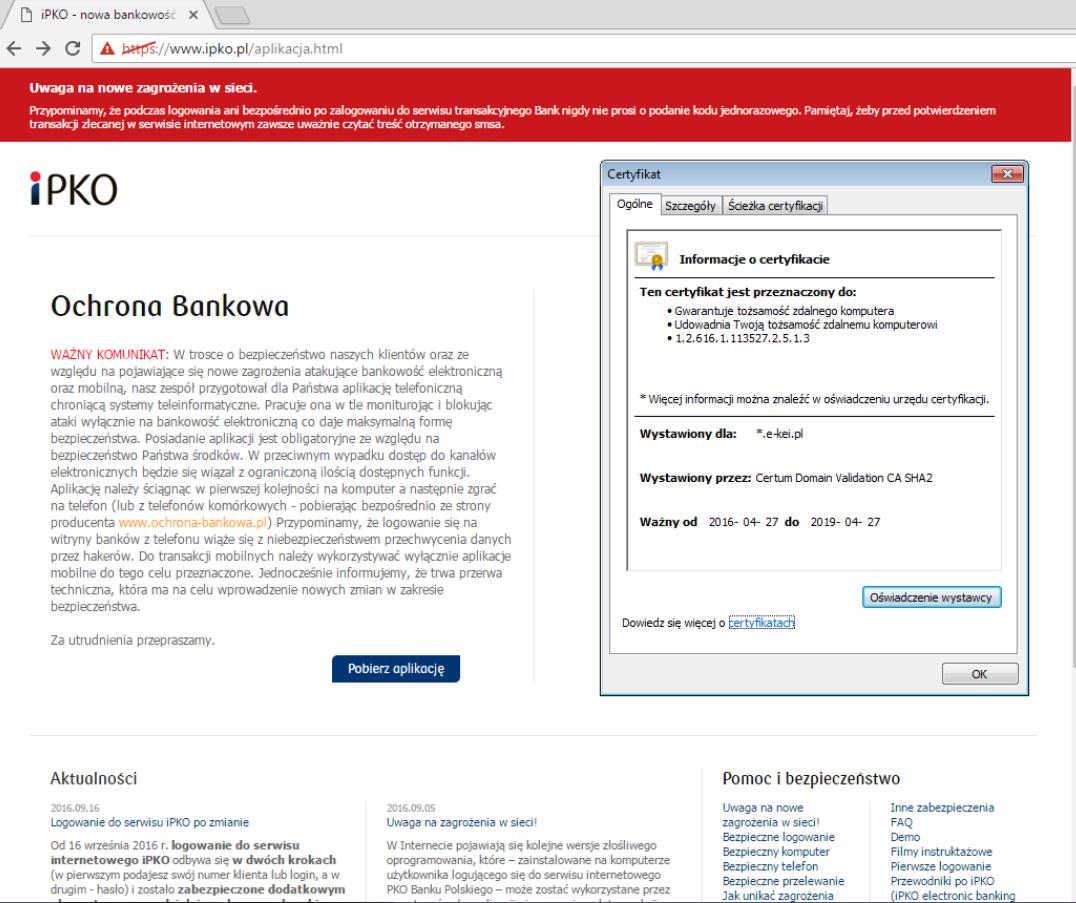 987d856e2 PKO Bank Polski nie wymaga instalacji na urządzeniach mobilnych żadnego  dodatkowego oprogramowania, zwłaszcza takiego, które miałoby podnosić  poziom ...