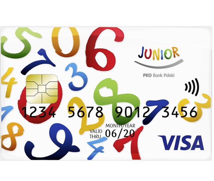 Konto dla dziecka do 13. roku życia - PKO Bank Polski