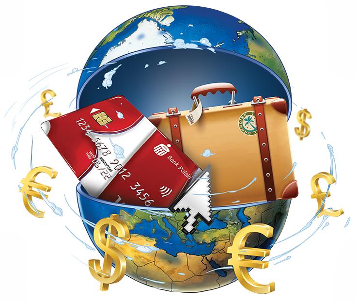 Pakiet walutowy przyda się w podróżach i na wakacjach zagranicą