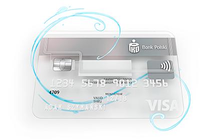 Przejrzysta Karta Kredytowa Pko Visa Karty Kredytowe Karty