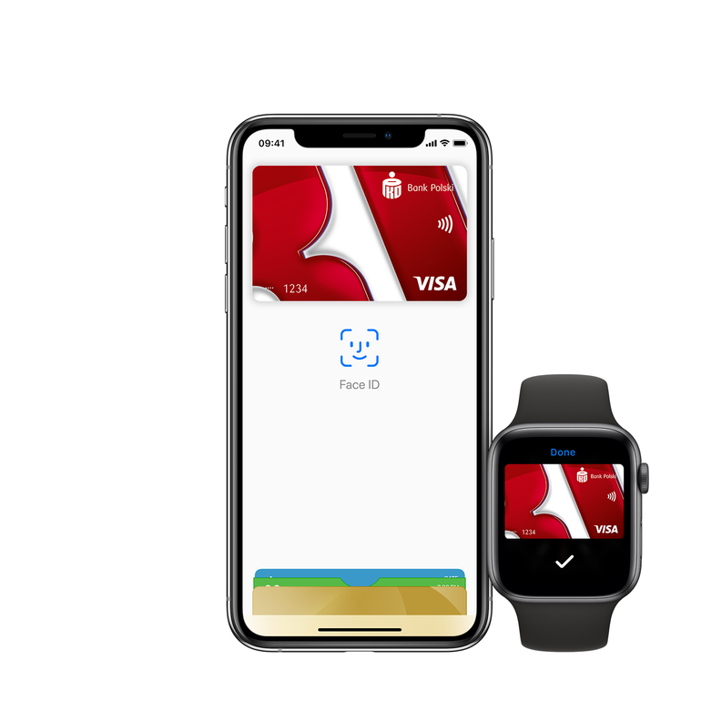 Apple Pay w PKO Banku Polskim - iPhone, Apple Watch